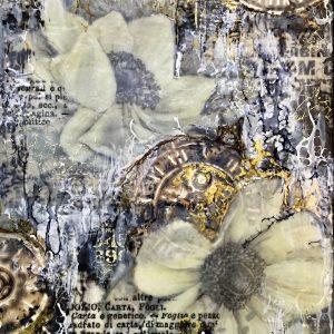 Микс медиа энкаустика 3-я ступень ОНЛАЙН курса Натальи Жуковой: искусство энкаустики, новые техники и стили, ПРЕДВ. ЗАПИСЬ