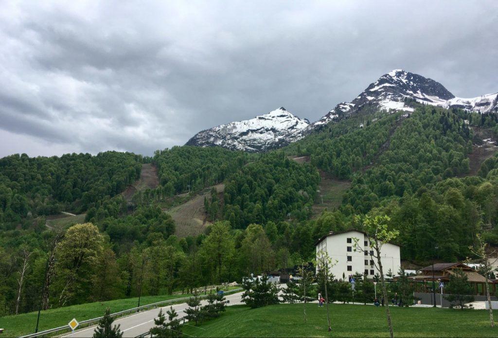 Арт тур в Сочи 7 – 12 мая 2020 года: курсы в отеле Альпийская сказка, Красная поляна